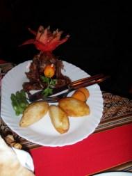 Guinea Pig for dinner... Puno, Peru
