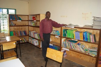 CHOC: Orphan Care Village Library