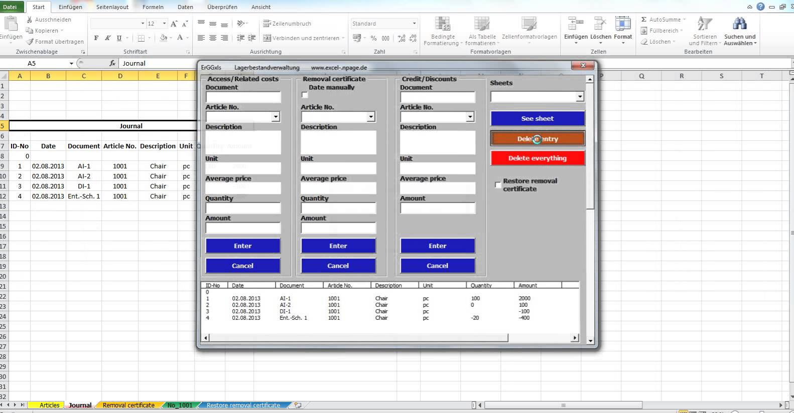 Inventory Management In Excel Free Download Emmamcintyrephotography