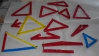 costruzione di triangoli