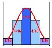 Foto dal sito matematicamedie: il percorso dell'ubriaco