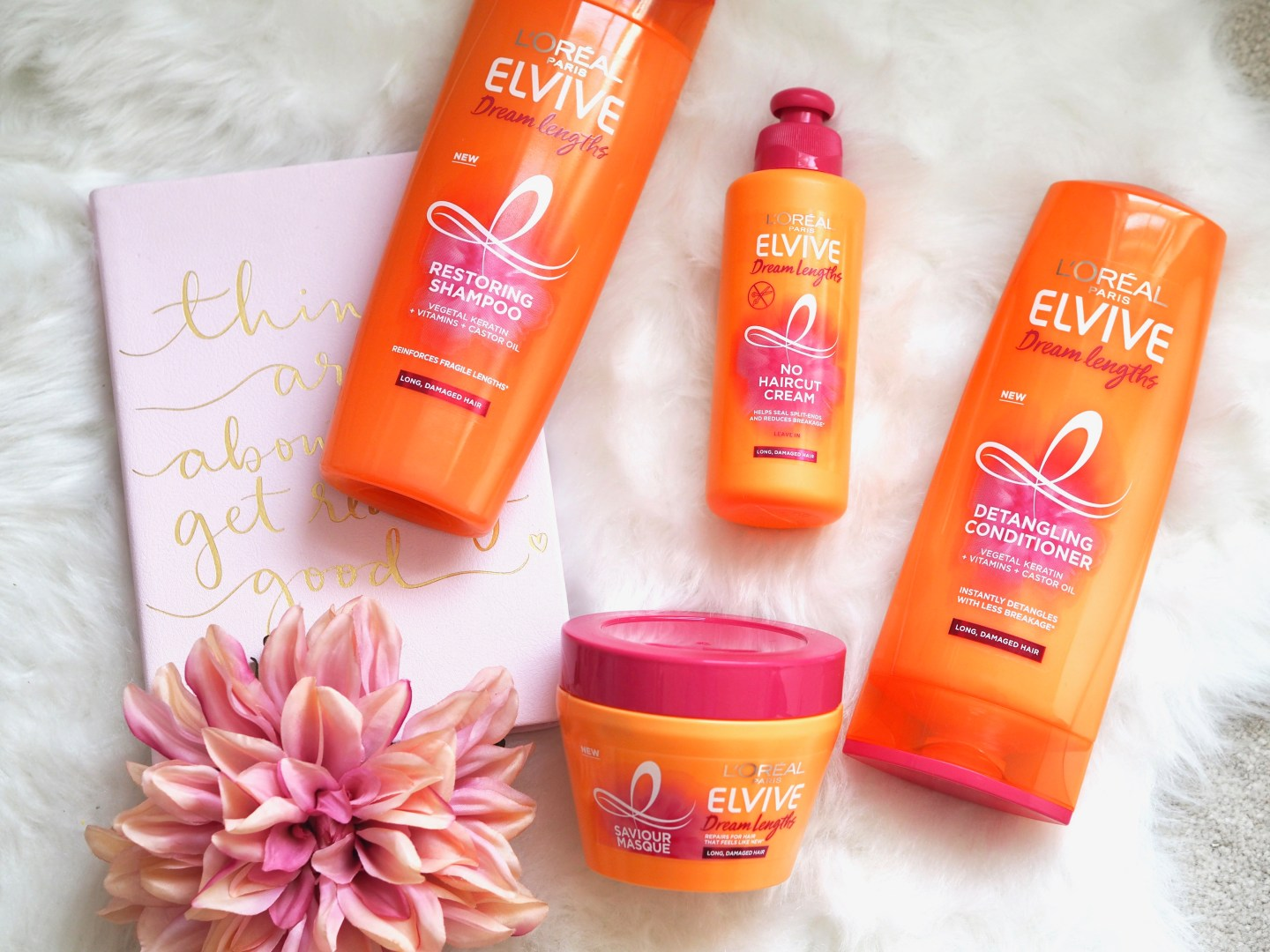 L'ORÉAL ELVIVE DREAM LENGTHS REVIEW