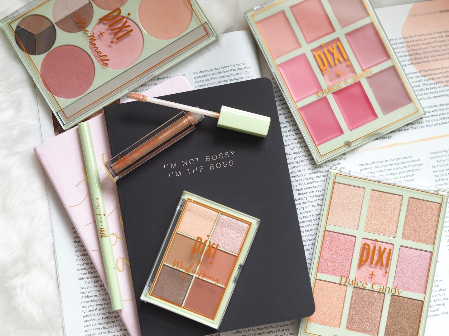 PIXI PRETTIES RANGE REVIEW