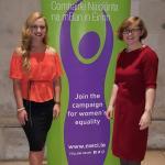 Emma & Orla O'Connor - Director of NWCI