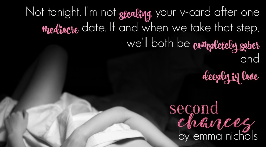 Second Chances v-card teaser