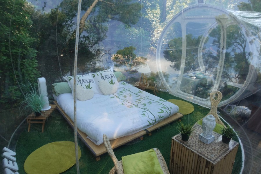 Bubble Hotel Allauch France