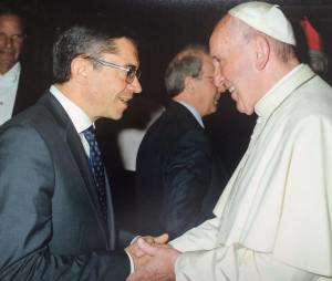 Pope and Laurent