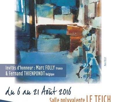 Le Teich 2016