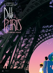 IP in Movies - Poster - Dilili à Paris