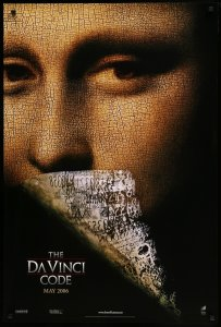 IP in Movies - Poster - Da Vinci Code