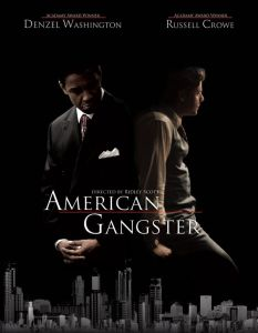 IP in movies - Poster - American Gangster