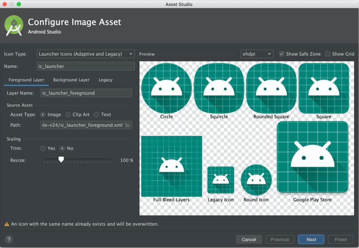 Image Asset Studio