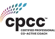 Certified Professional Co-Active Coach Logo