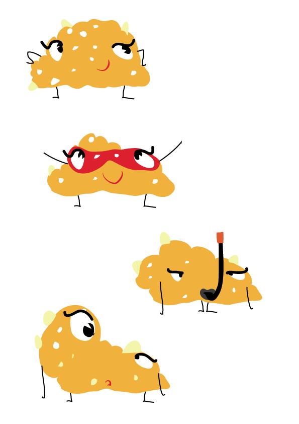 creation-de-personnage-dessin-d'une-chouquette