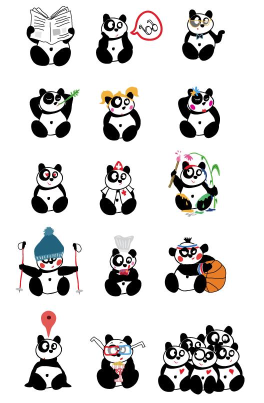 picto-panda