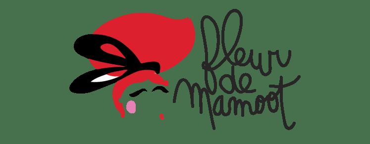 logo fleur de mamoot