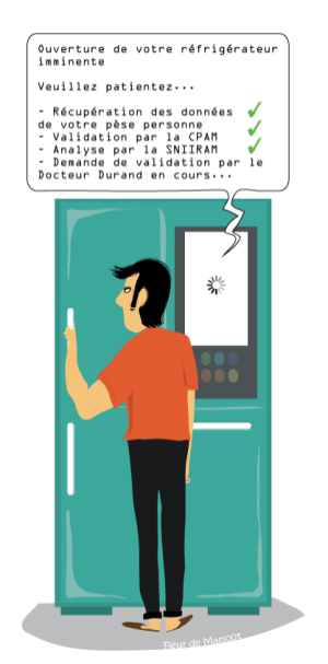 big data santé humour