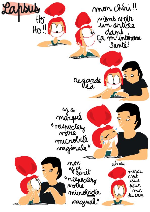 dessin-humour-microbiote-et-lapsus