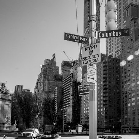 NYC IN A SQUARE