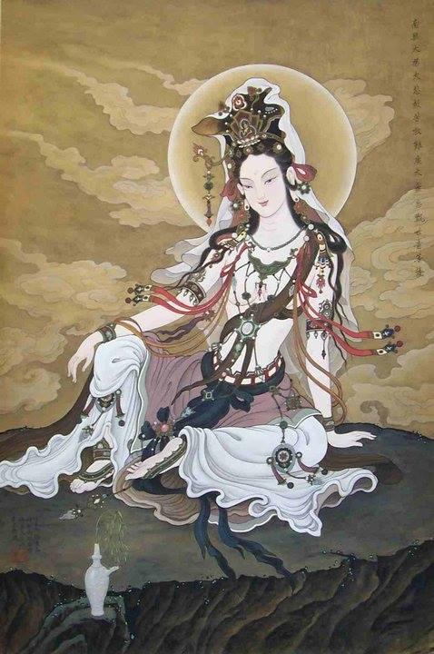 Légende de Guan Yin