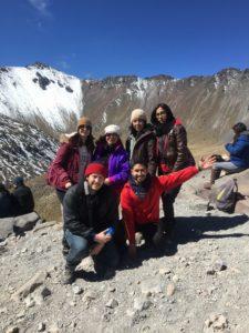 Nevado de Toluca grupo