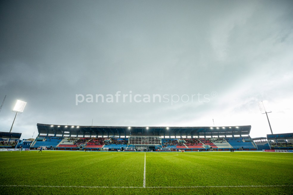 Nigeria Vs Zimbabwe at Stephen Keshi Stadium, Asaba