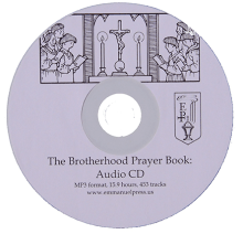 The Brotherhood Prayer Book Audio CD