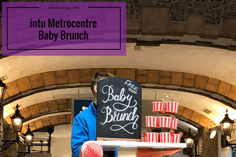 Intu Metrocentre Baby Brunch