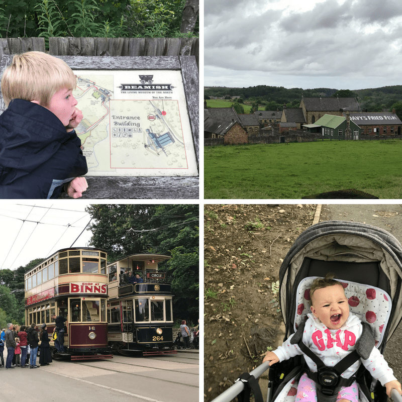 Summer At Beamish Museum