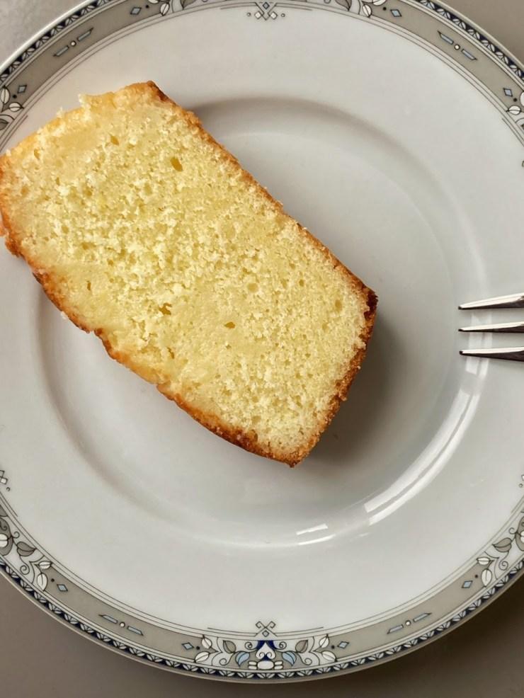 cake au citron bien citronné