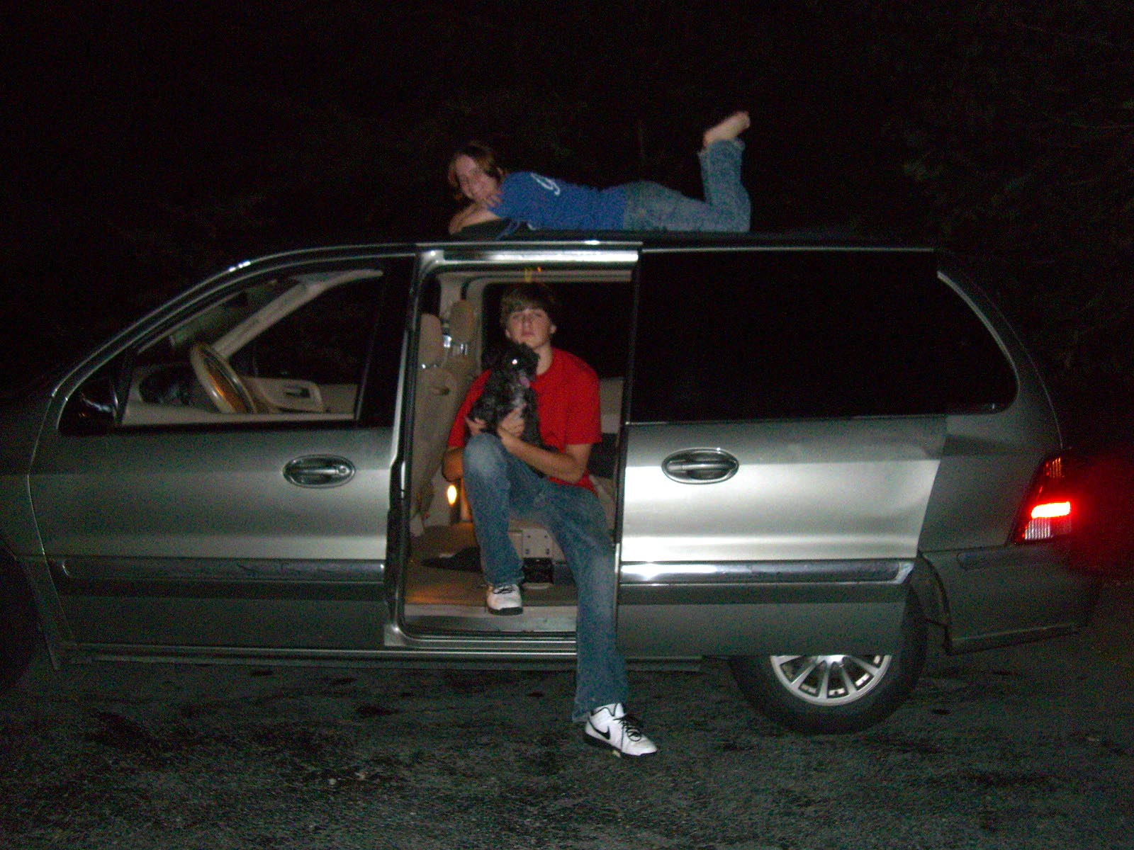 The Last Night With the Van