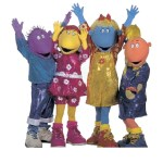 Bella in TWEENIES (BBC)