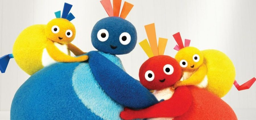 the twirlywoos from the TV