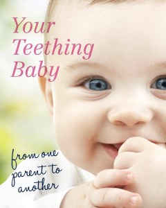 your teething baby front cover