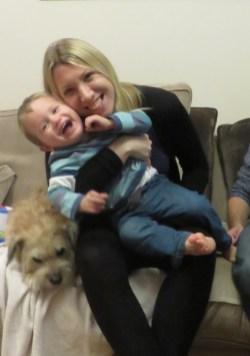 mum and toddler