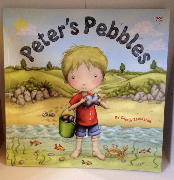 peter's pebbles books