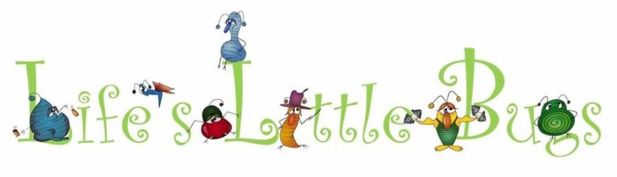 life's little bugs logo