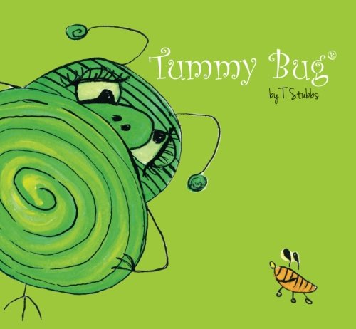Tummy bug from the Life's little bugs collection