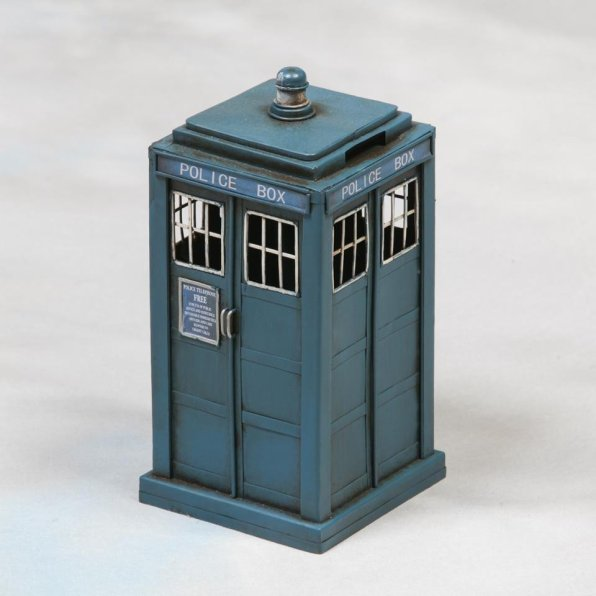 police box now £14.00 was £18.90