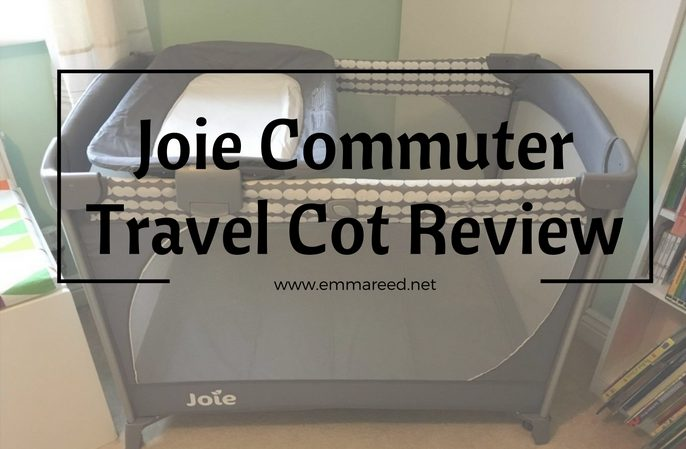 Joie Commuter Travel Cot review