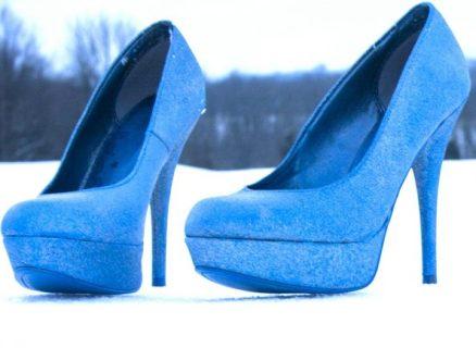 winter heels