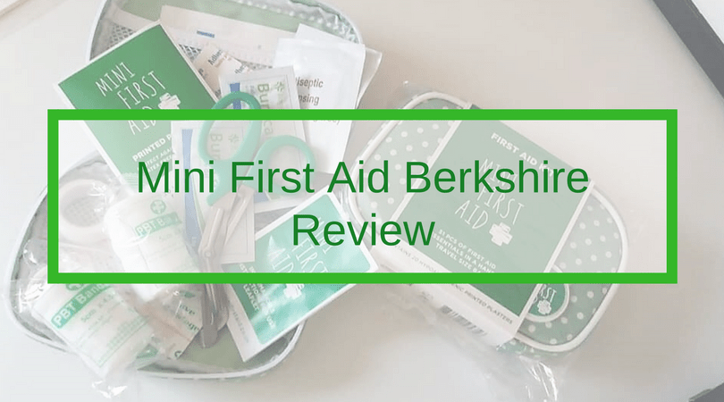 mini first aid Berkshire review