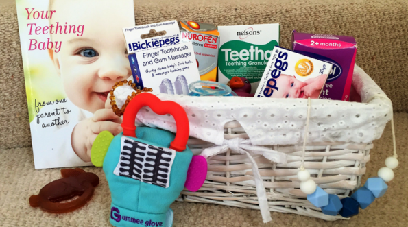 my teething essentials kit