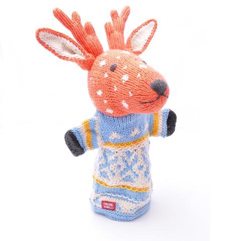 deer puppet