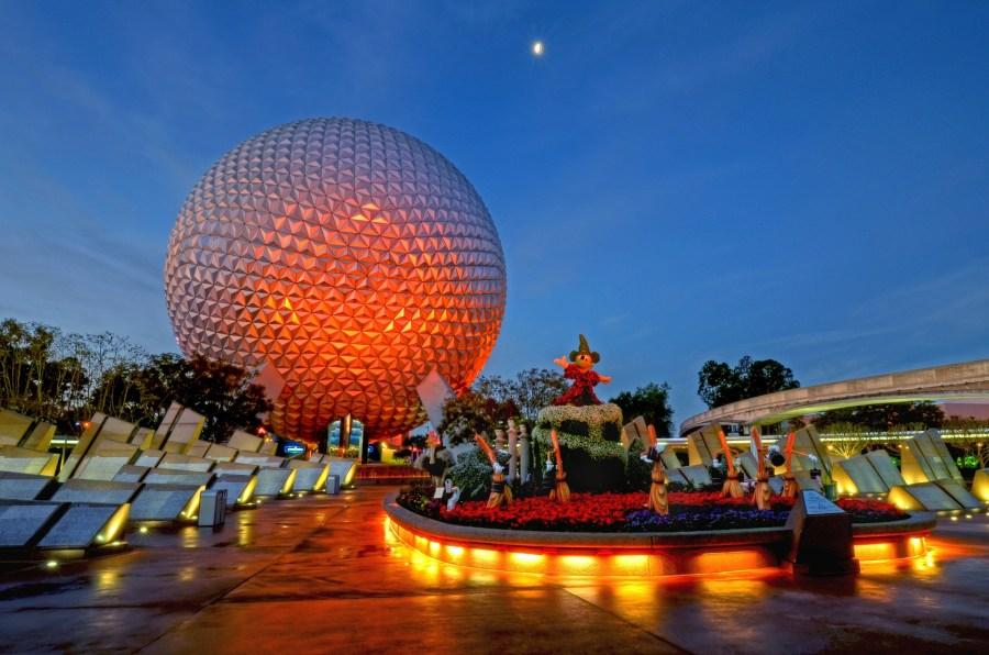 Epcot at Disney World Florida
