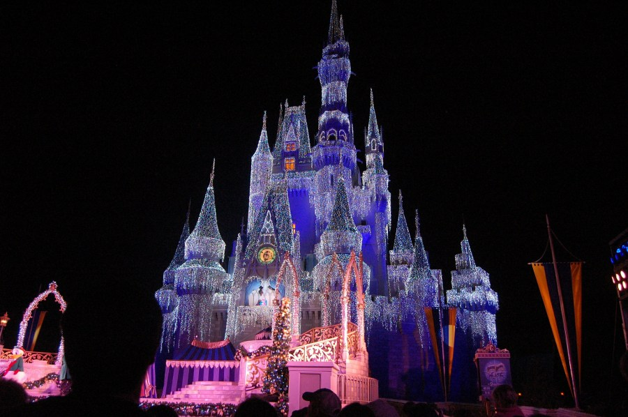 magic kingdom at walt disney world florida