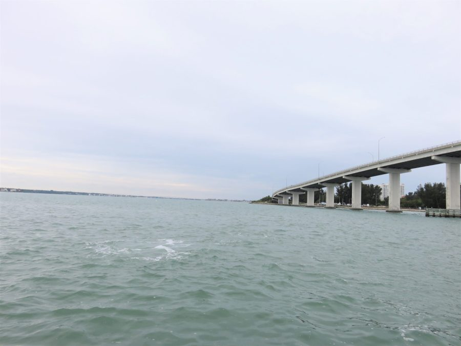 the bridge by the gulf of mexico