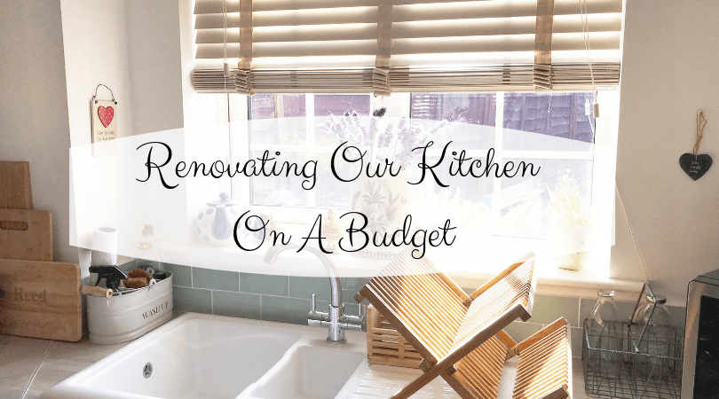 renovating our kitchen on a budget