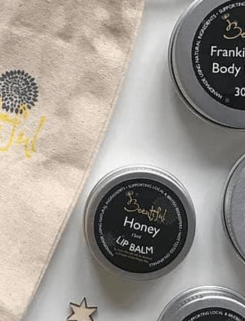 beeutiful eco-friendly gift pack