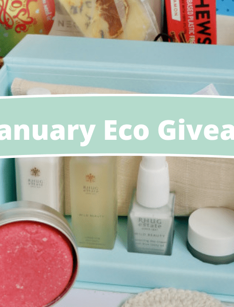 big January eco giveaway!